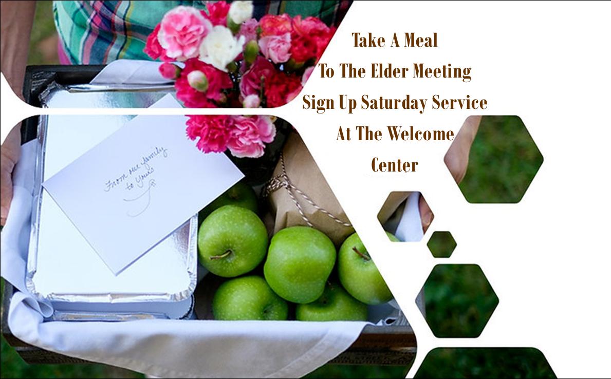 Elders meals