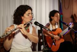 Irene Bertachini e Deh Mussulini