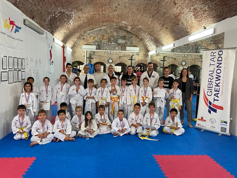 Development Sparring Championships- Pewee - June 2021