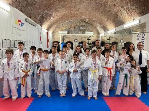 Development Sparring Championships- Juniors - June 2021