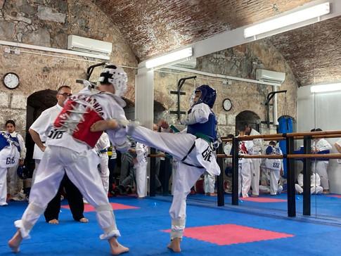 Championship Action Shot- June 2021