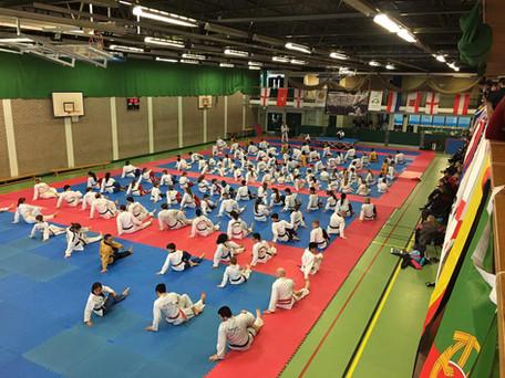 Northern Ireland International Poomsae Championships - Belfast February 2017
