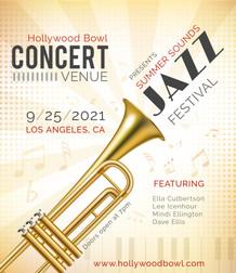 Jazz Event Advert