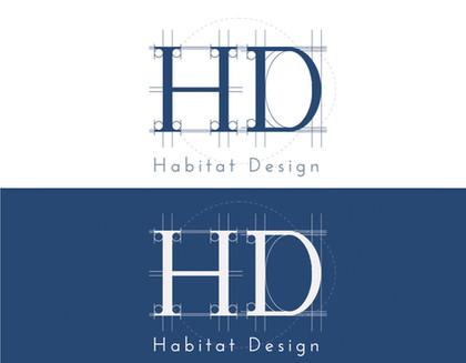 Logo mockup design for Habitat Design, a  coaching company