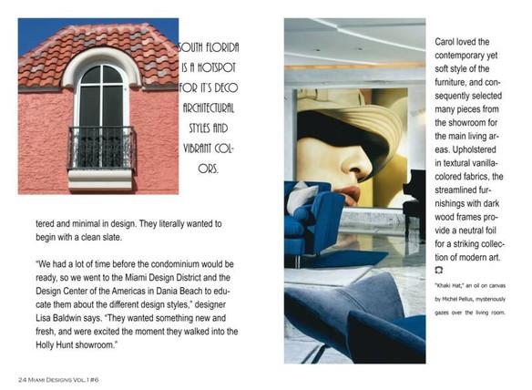 Magazine layout project II