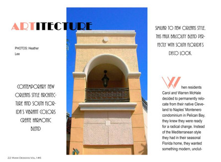 Magazine layout project 1