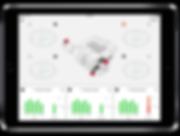 Live Daten Diagramm