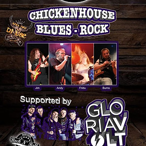 CHICKENHOUSE & GLORIA VOLT