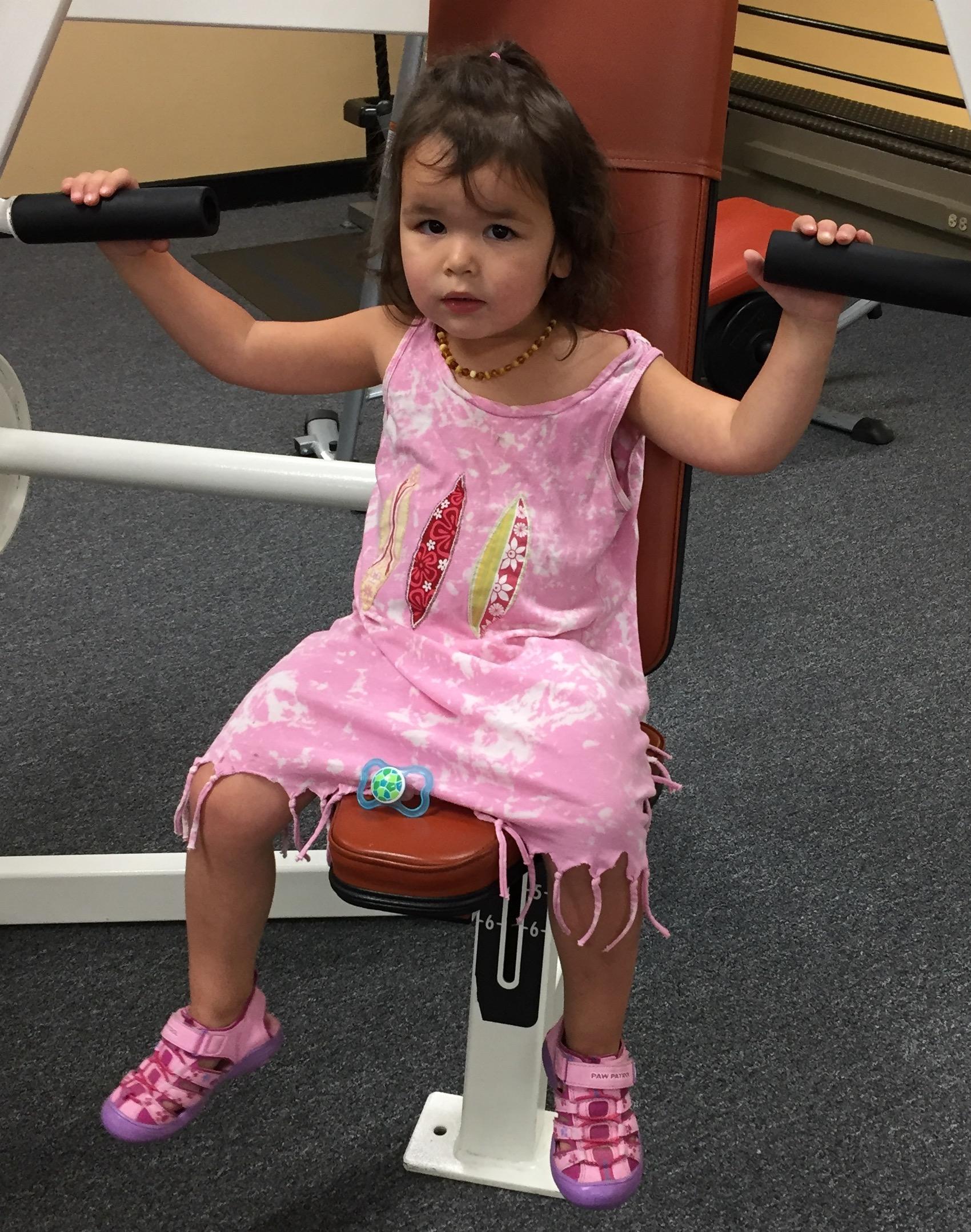 Brisa at Gym