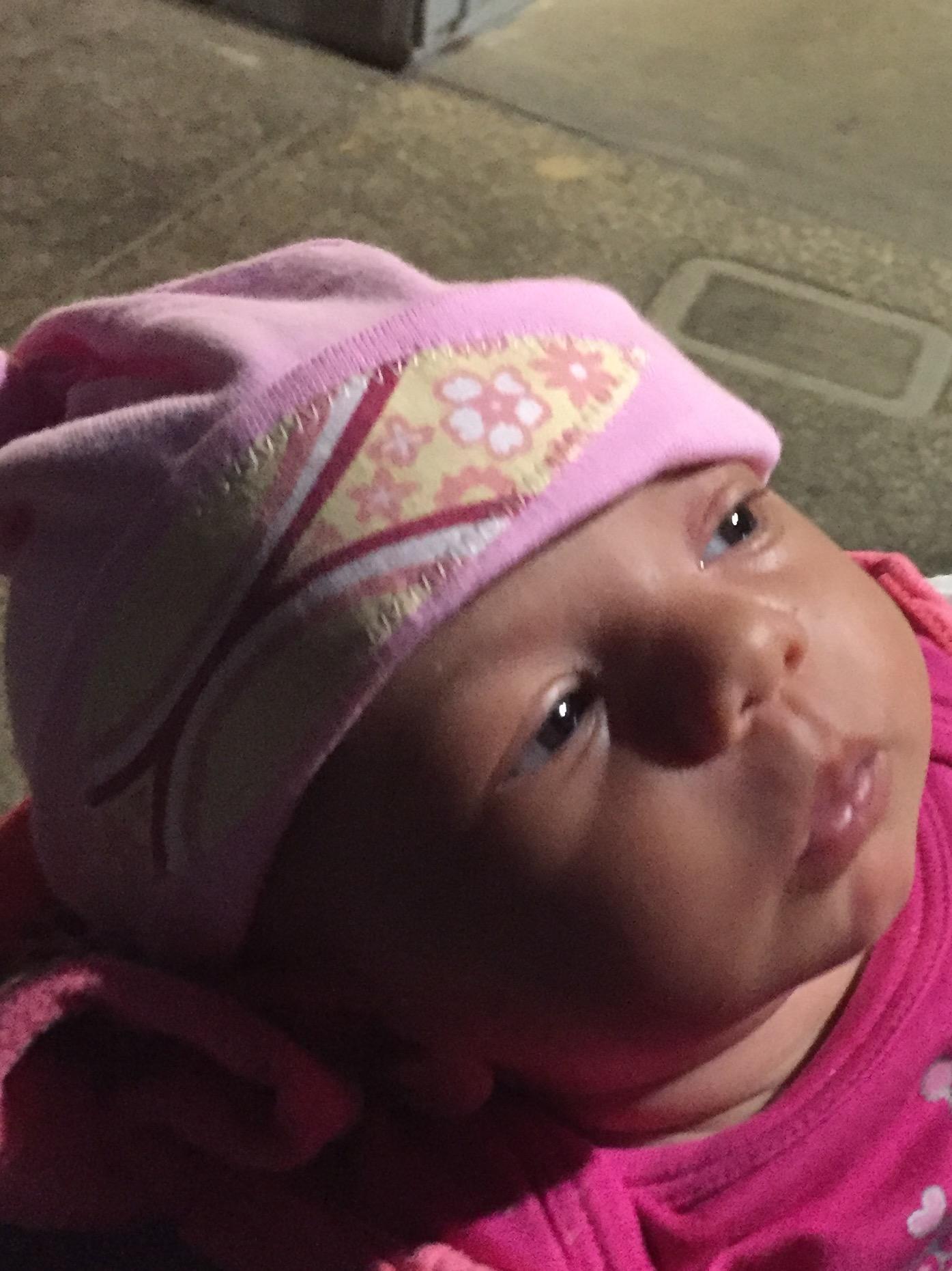 Alicia Hindes baby
