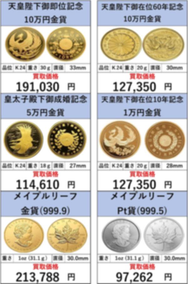 20200802 金貨 OLDLAB オールドラボ Pt プラチナ 金 GOLD