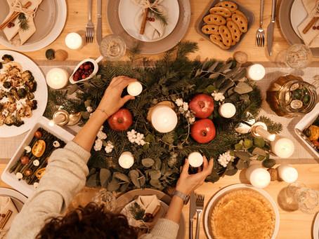Natal saudável? Confira as dicas da equipe de Nutrição da Clínica da Gávea para esse fim de ano