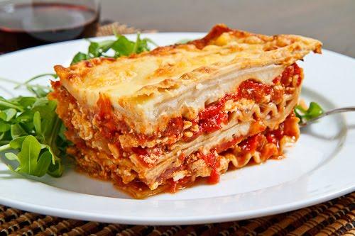 Lasagna  120.-