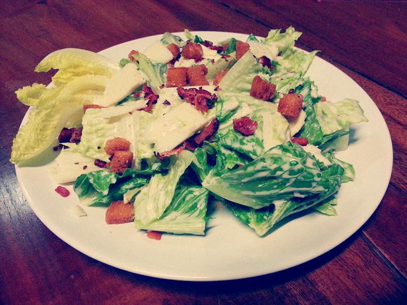 Ceasa Salad  90.-
