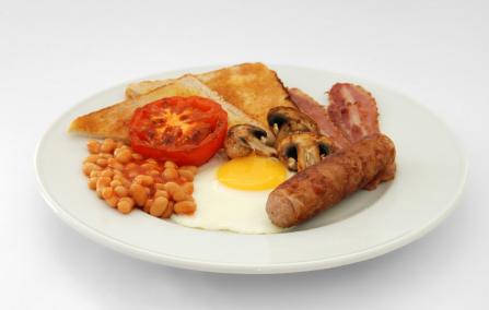 Breakfast  180.-