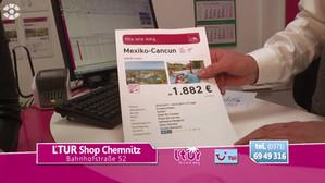Moderation der Drehscheibe Extra bei Chemnitz Fernsehen