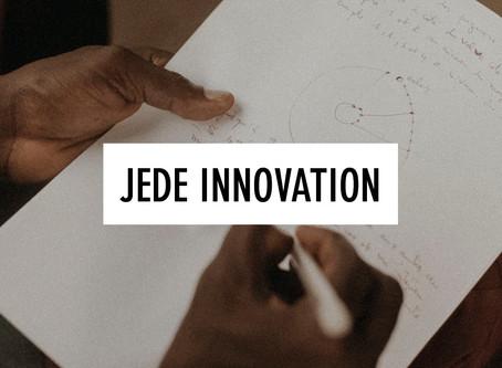 Jede Innovation – ein kleiner Sieg