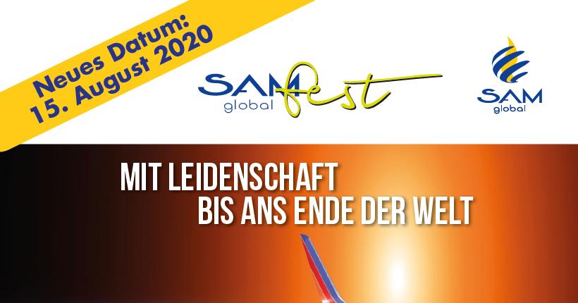 SAMfest am 15. August 2020