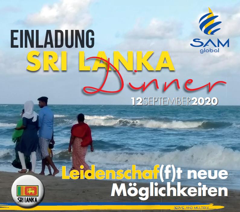Sri Lanka Dinner