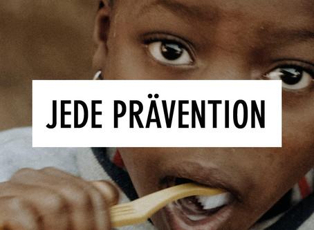 Jede Prävention – ein kleiner Sieg