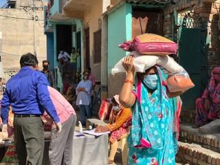 Indien: Nothilfeaktion in vollem Gange