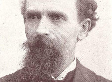 Einer der ersten History Makers in unserer Geschichte: Fredrik Franson