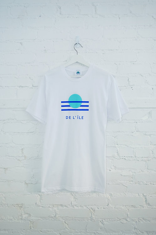 T-shirt De L'île
