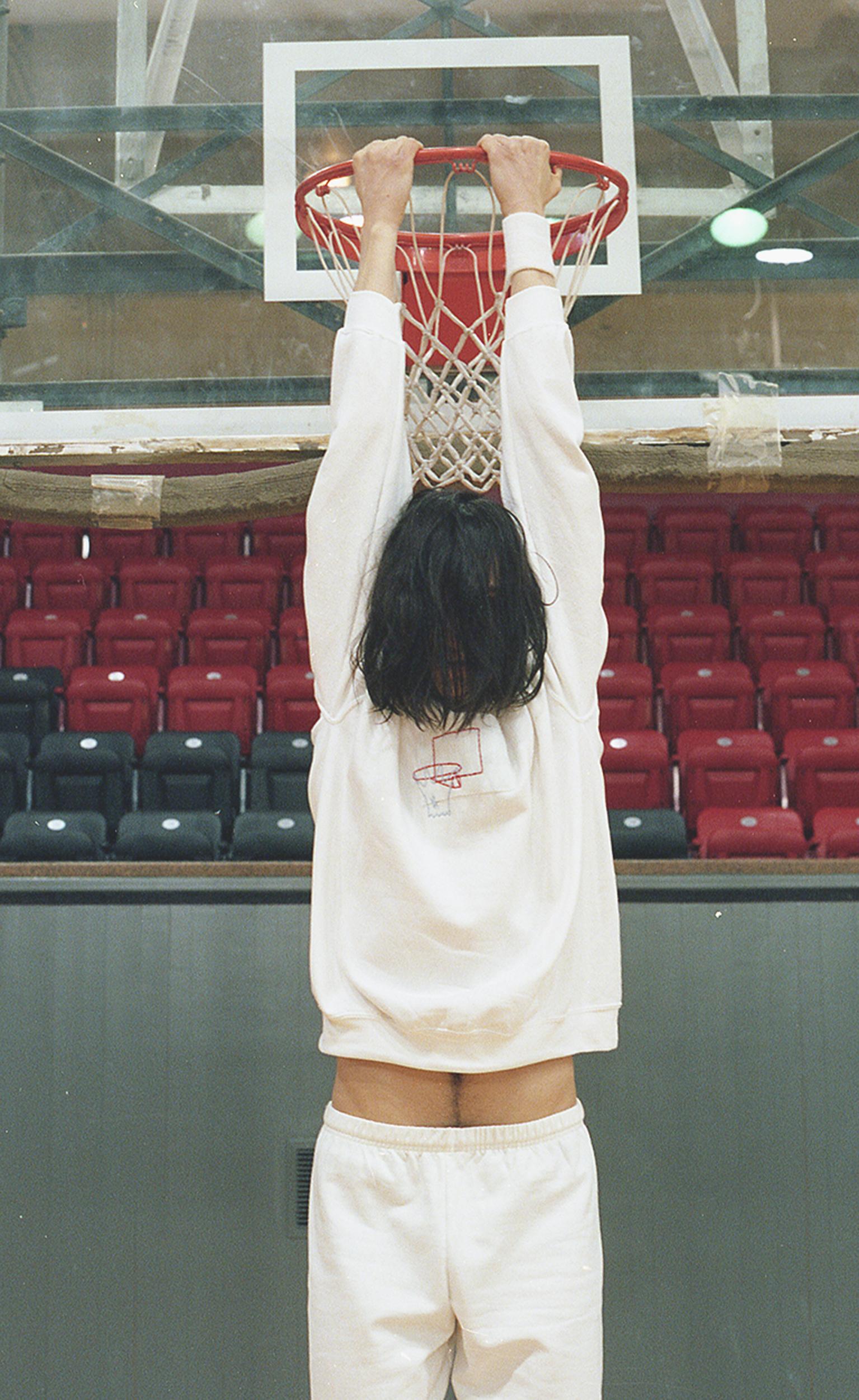 S15 | Sweat-shirt Panier de Basket