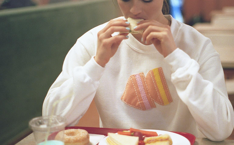 S15 | Sweat-shirt Sandwich