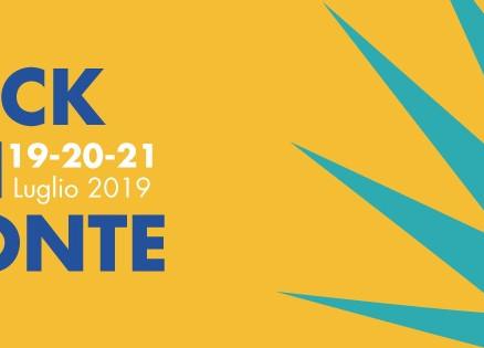 ROCKUNMONTE FESTIVAL 2019 | LE DATE