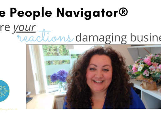 Are your reactions damaging your business?