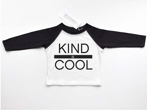 Kind is Cool - Raglan Tee PRE-ORDER