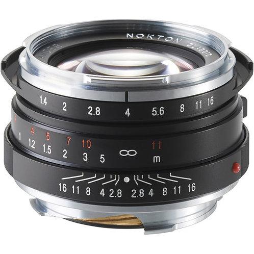 NOKTON classic 40mm F1.4 SC M-mount