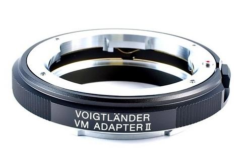 VOIGTLÄNDER VM to Sony E Lens Adapter Version II