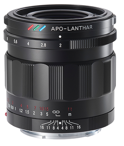 APO-LANTHAR 50mm F2 Aspheric E-mount