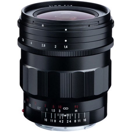 Learn about Manual Focus or Rangefinder Lenses