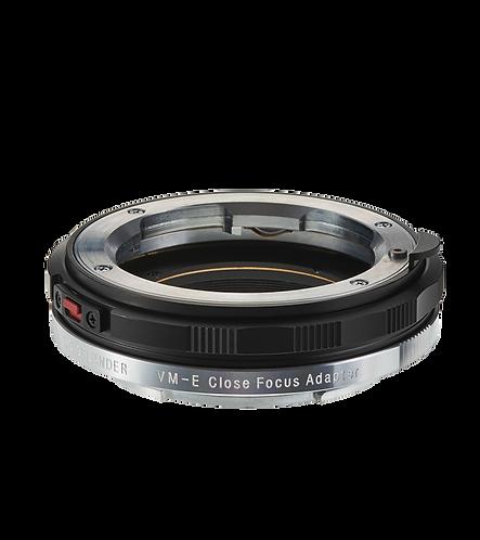 VOIGTLÄNDER VM-E Close Focus Adapter for Sony E