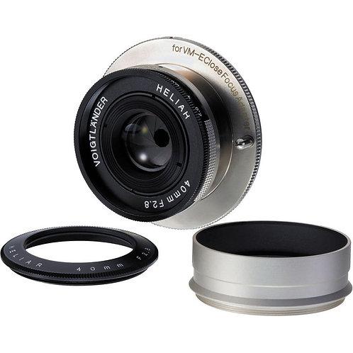 HELIAR 40mm F2.8 Aspheric lens for SE / FX / NZ bodies