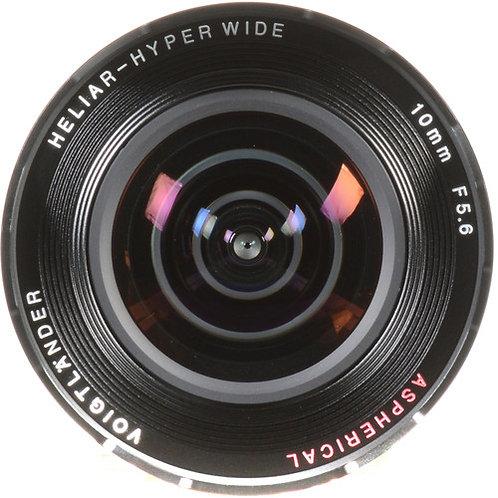 HYPER WIDE-HELIAR 10mm F5.6 Aspheric M-mount