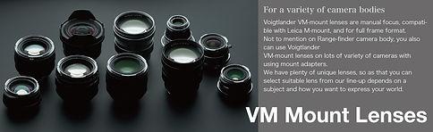 Voigtlander Leica Sony Nikon Canon FujiFilm Panasonic Sigma Camera Lens