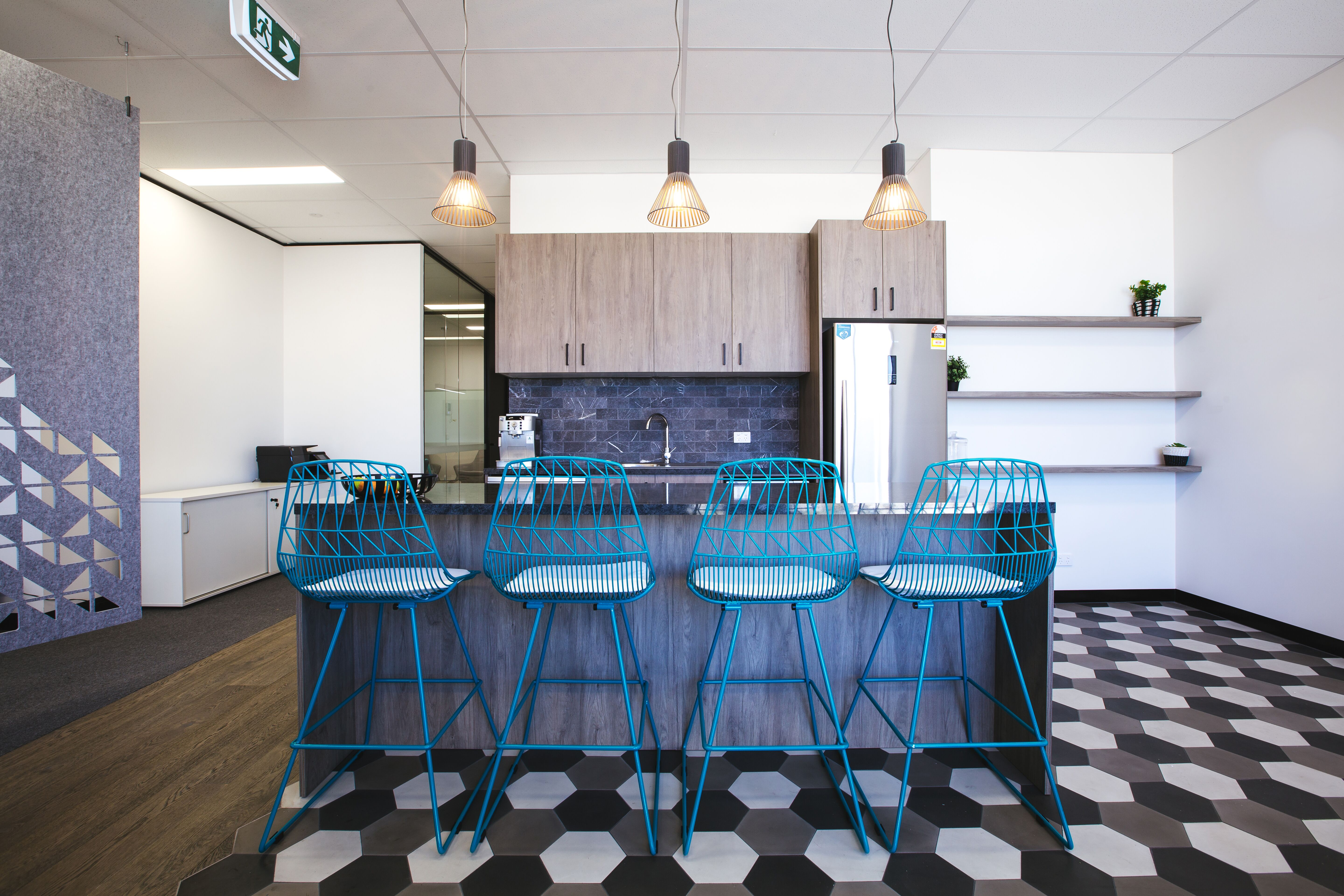 Freight People by Canopy Fitouts
