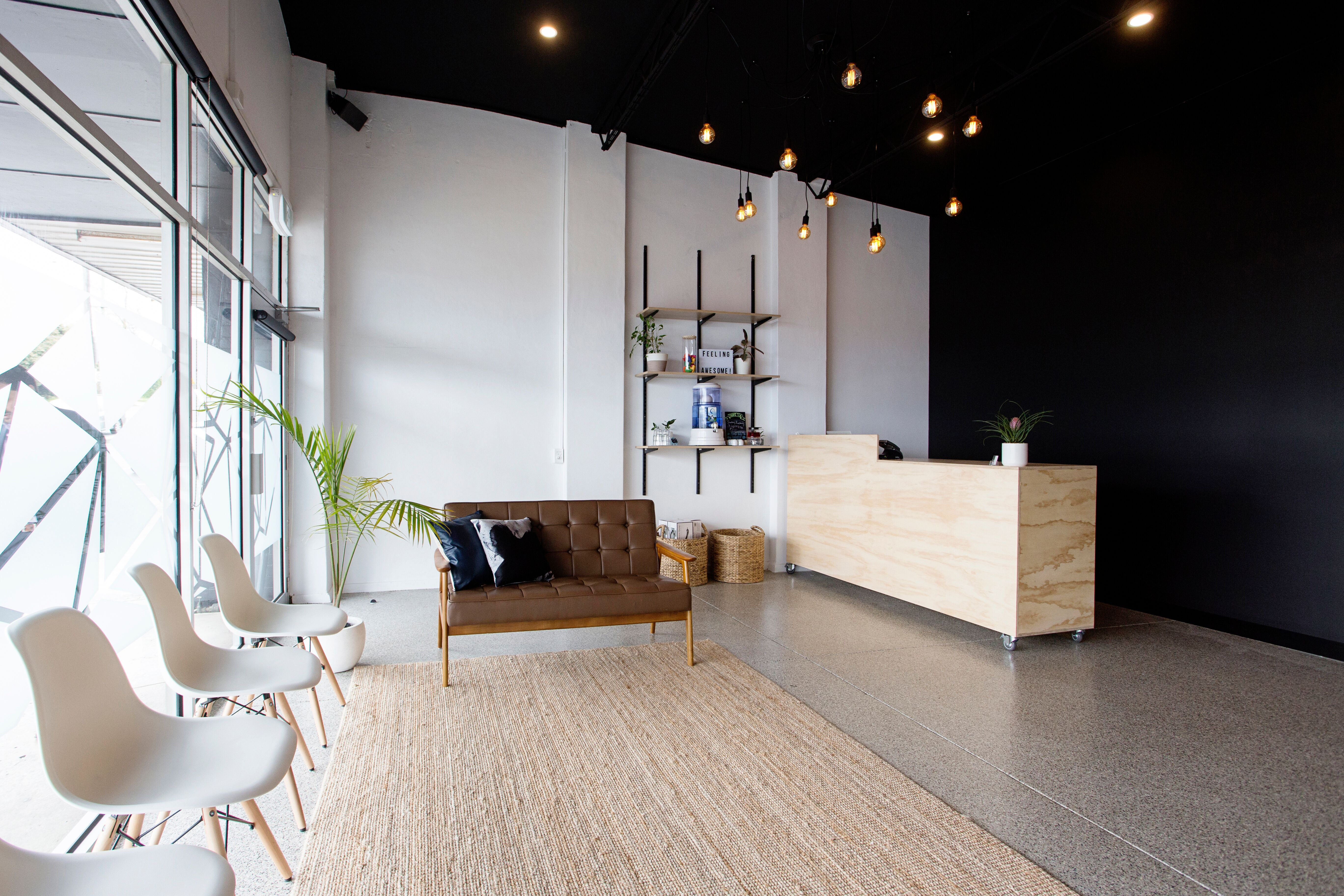 Movement Studios by Canopy Fitouts