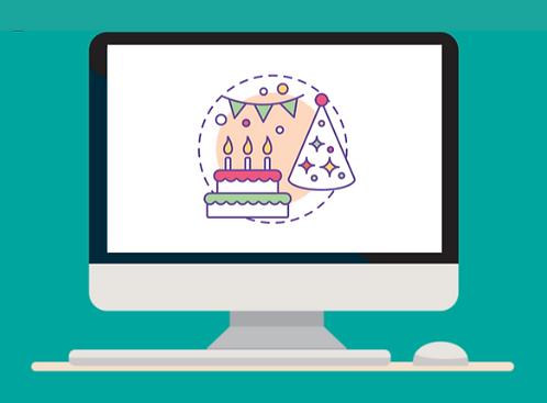 Cumpleaños virtual