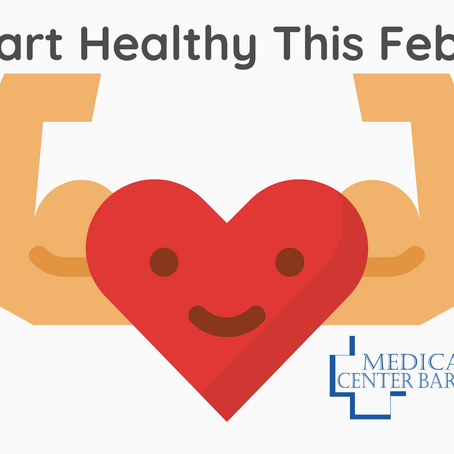 Make It Your Mission to Get Heart Healthy This February!