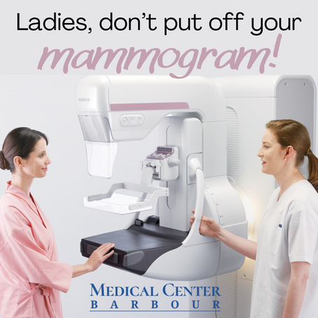 Reasons Why You Shouldn't Skip Your Mammogram During the COVID-19 Pandemic
