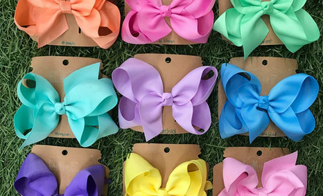 Stunning Spring Collection of Hairbows