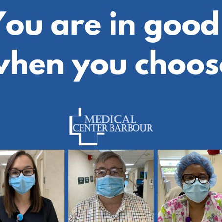 How Medical Center Barbour is Keeping Our Hospital and Clinics Safe During the COVID-19 Pandemic