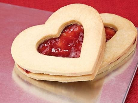 Raspberry Heart Cookies.jpg