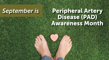 The MCB Wound Care Clinic raises awareness of Peripheral Artery Disease
