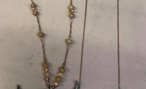 Unique jewlery pieces